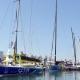L'IMOCA Groupe Setin inauguré aux Sables d'Olonne, Manuel Cousin se lance dans le grand bain