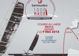 SMA, Initiatives Coeur, Setin, six IMOCA sur la Bernudes 1000 Race – Douarnenez Cascais mercredi