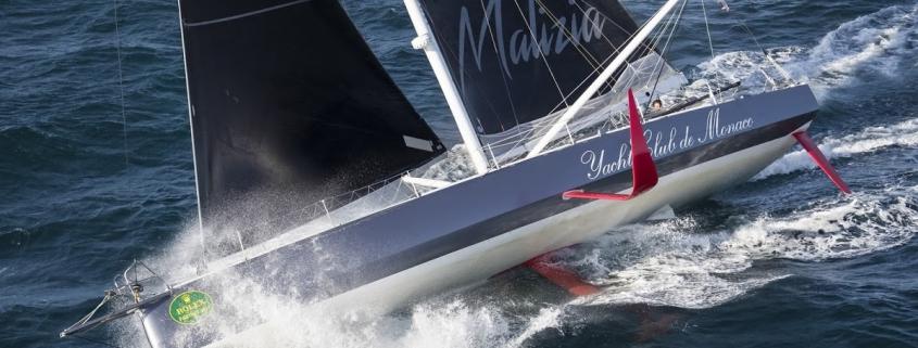 SMA, Bureau Vallée, Monin, neuf IMOCA au départ des Monaco Globe Series le 3 juin