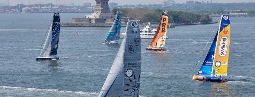 Transat New York Vendée – Les Sables d'Olonne le 16 juin 2020 – Course au Large