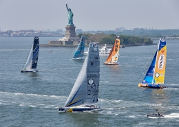 Transat New York Vendée – Les Sables d'Olonne le 16 juin 2020 – Course au Large