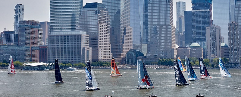 Transat New York-Vendée-Les Sables d'Olonne 2020 : 27 skippers inscrits au 'warm-up' du Vendée Globe